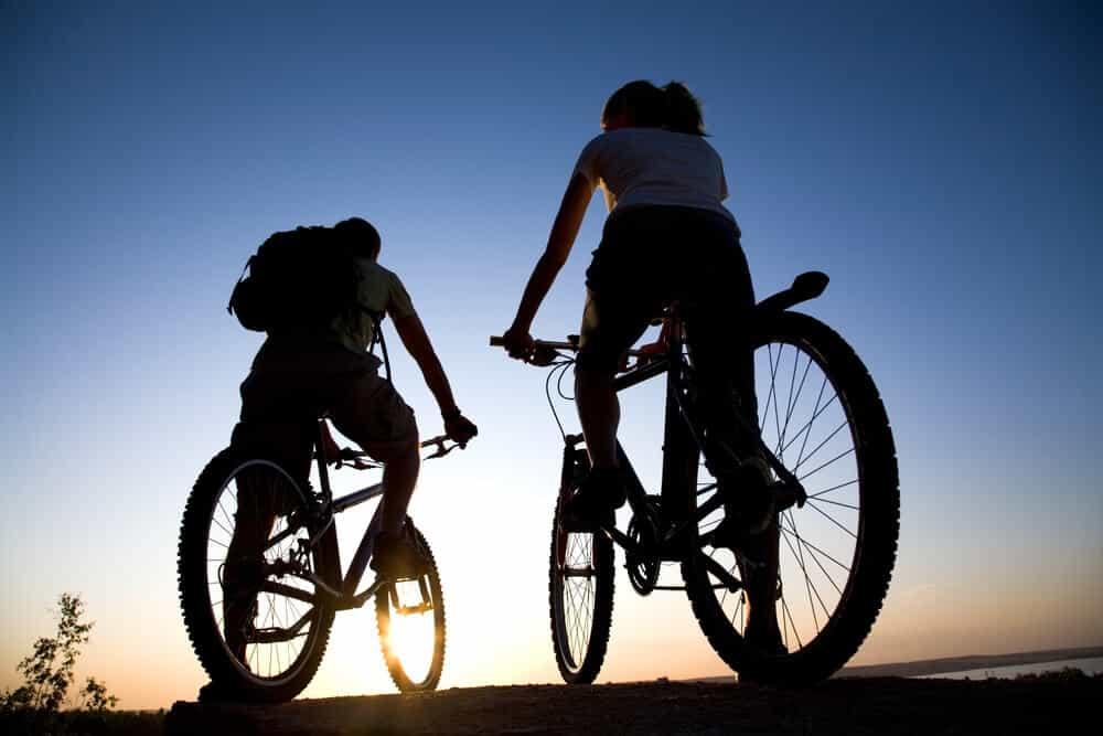 Radfahrer Tipp Gesäßcreme gegen Schmerzen im Hintern