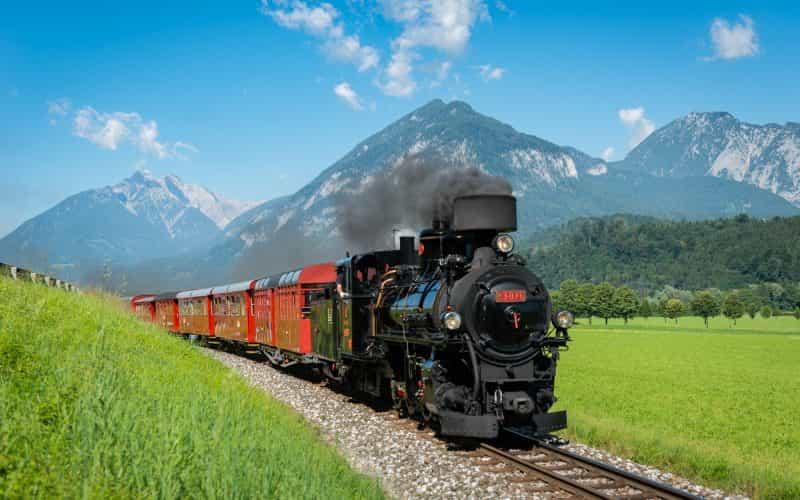 Zillertalbahn - SRK - Sommer 2016-08-13