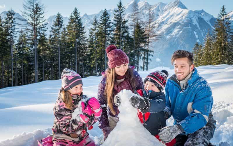 SRK Kinder-Skikurs Familienwandern - 2018-02-14