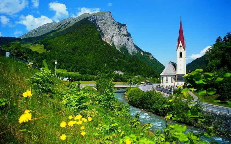 Au Bregenzerwald (c) Bernhard Wilfing - Vorarlberg Tourismus