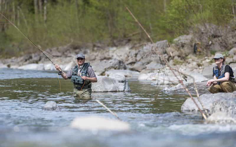 Fliegenfischen im Bregenzerwald (c) Michael Namberger - Bregenzerwald Tourismus-2