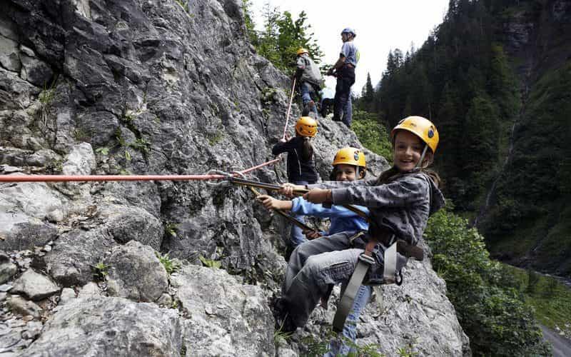 Kinder Abenteuertag (c) Christoph Lingg - Bregenzerwald Tourismus-3