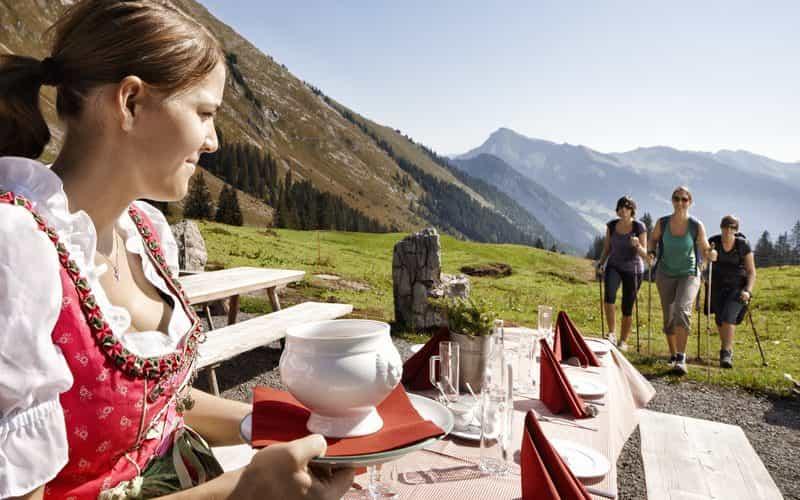 Kulinarisch wandern - Mellau (c) Adolf Bereuter - Bregenzerwald Tourismus