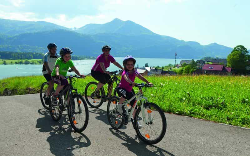 Mountainbike+Familienrunde
