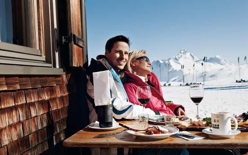Skigebiet Warth-Schröcken (c) Vision Studios - Warth-Schöcken Tourismus
