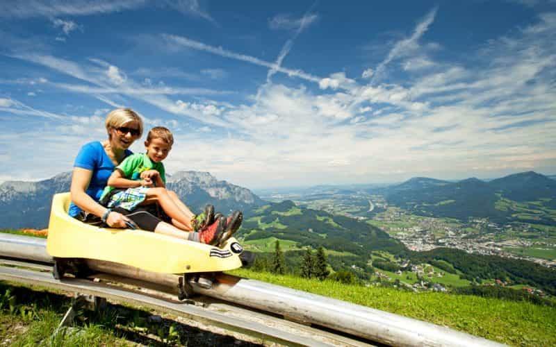 Keltenblitz | Sommerrodelbahn | Bad DŸrnberg