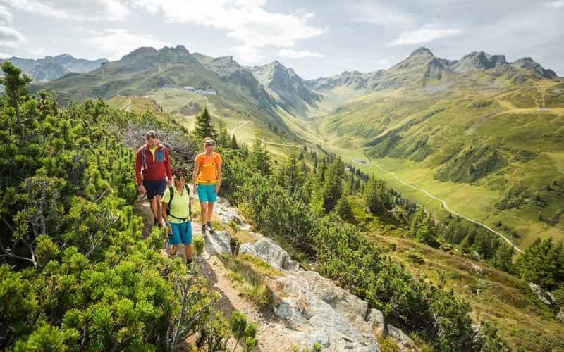 Wanderung über Gantekopf zur Alp Nova (c) Montafon Tourismus GmbH - Stefan Kothner - 046.jpg