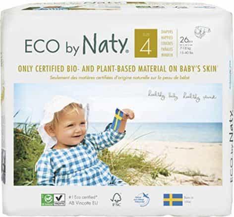 NATY By Nature Babycare 8178389 Eco By Naty Premium Bio
