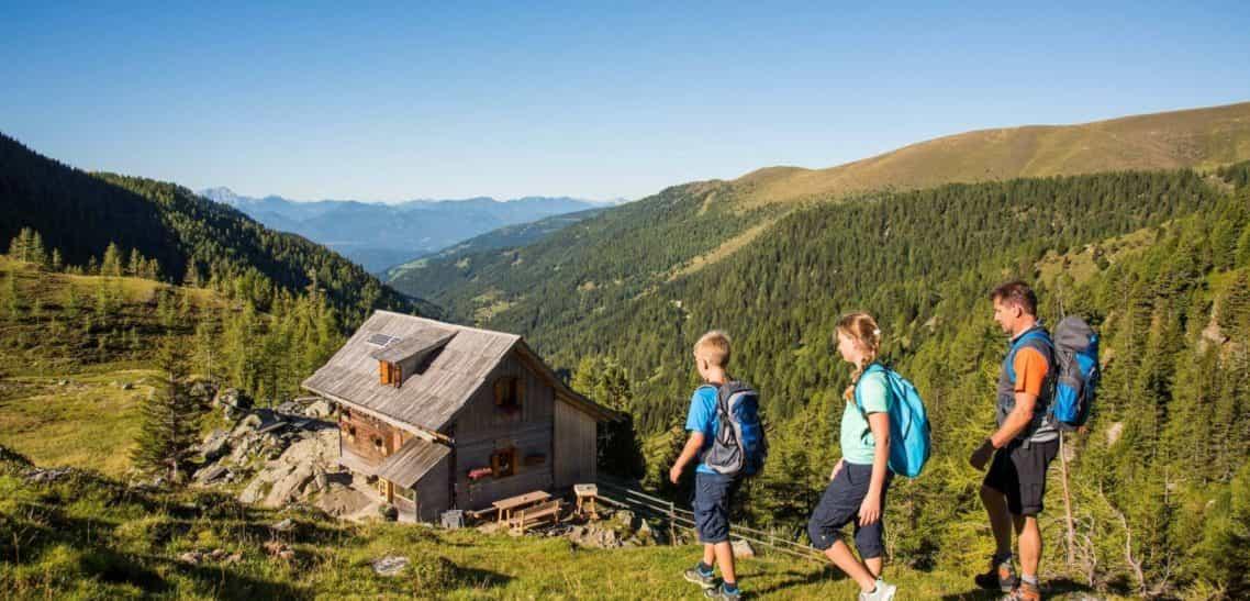 Naturregion Nockberge in Kärnten nachhaltig erleben