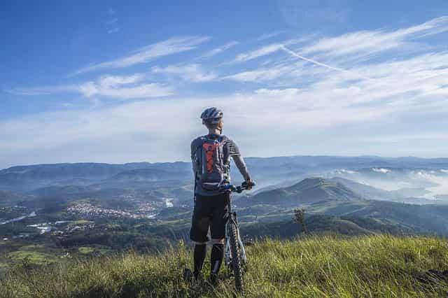 Radtour zum Kristberg